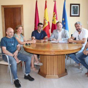 Casañ tiende la mano a los hosteleros para impulsar la Feria de Albacete