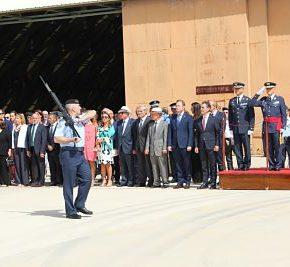 """Vicente Casañ: """"Nuestra Base Aérea y el Ala 14 son motivos de gran orgullo para los albaceteños"""