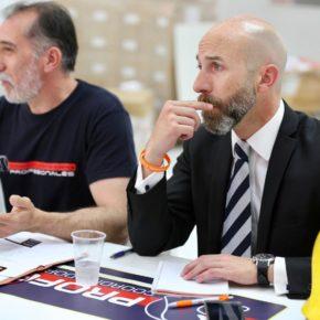 """David Muñoz: """"Ciudadanos presentará una proposición de Ley de coordinación de los cuerpos de bomberos de Castilla-La Mancha"""""""