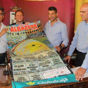 Presentados los carteles de la Feria Taurina de Albacete 2019