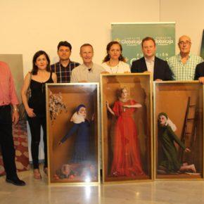 Vicente Casañ anuncia Premio de Artes Plásticas 'Ayuntamiento de Albacete 2019' a Clara Lozano por su obra 'Ascendimiento'