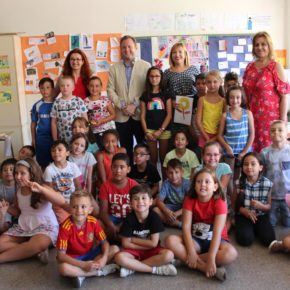 Cerca de 2800 niños de entre 3 y 12 años disfrutan y aprenden en las Escuelas de Verano este año