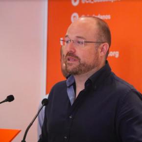 """Alejandro Ruiz: """"Hemos visto al PP y al PSOE hablar del desdoblamiento de la CM-101, pero la realidad es que presupuestariamente no se ha tomado ninguna decisión"""""""