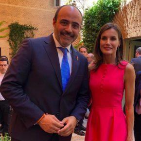 """Francisco Fernández-Bravo, diputado nacional de Cs por Ciudad Real, asiste a los premios """"Reina Letizia 2018"""""""