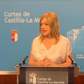 """Carmen Picazo: """"Hemos echado en falta un poco de autocrítica de la anterior etapa de Gobierno por parte de García-Page"""""""