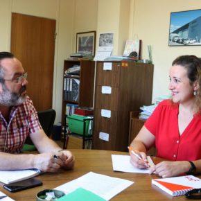 Rosado recoge las principales demandas de los ganaderos y agricultores de la provincia de Guadalajara