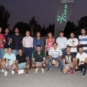 El alcalde y el concejal de Deporte asisten a la ceremonia de clausura del torneo de verano 'Ciudad de Albacete' de fútbol 7 y baloncesto