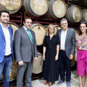 """Picazo: """"El vino de C-LM tiene que tener todos los horizontes abiertos, por su calidad y por lo importante que es este producto castellanomanchego para la región"""""""