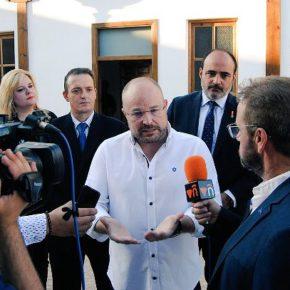 """Ruiz: """"Ciudadanos viene a hacer una política de oposición, firme y constructiva, al Gobierno de García-Page"""""""
