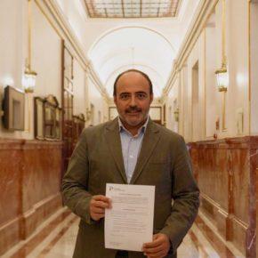 """Fernández-Bravo: """"Ciudadanos presenta una Proposición no de Ley que insta al Gobierno de la nación a decretar Villanueva de los Infantes zona catastrófica"""""""