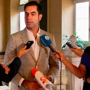 Julio Comendador propone que se pongan en marcha las redes sociales institucionales de la Diputación de Toledo