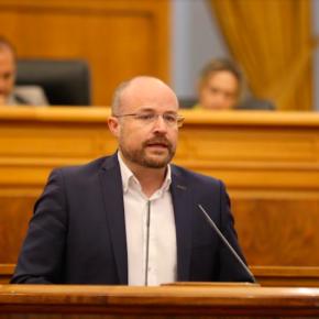 """Ciudadanos advierte al Gobierno de Page que """"es mejor pecar de cautos con el techo de gasto que volver al despilfarro de un Gobierno Barreda 2.0"""""""