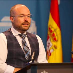 """Ruiz: """"Dejemos de ponerle apellidos algo que es de todos, el ecologismo no es de izquierdas"""""""