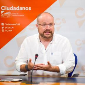 """Cs zanja el debate sobre la """"argucia"""" política del PP: """"a partir de hoy Cs no va a hablar más de una plataforma """"ficticia"""""""