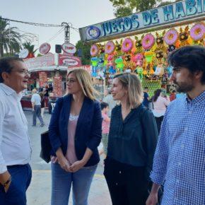 Ciudadanos apoya que la feria de Hellín sea declarada de Interés Turístico Regional
