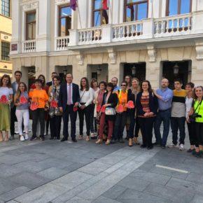 Cs Guadalajara apoya al colectivo de Ostomizados