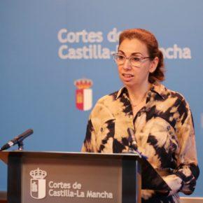 """López denuncia que el Gobierno de Page deja ejecutar """"1 de cada 4 euros presupuestados destinados a la Dependencia"""""""