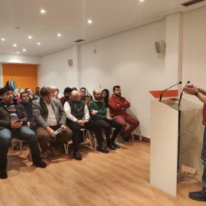 """Alejandro Ruiz: """"Vamos a remar todos juntos para que el proyecto de Cs crezca en la provincia y en la región"""""""