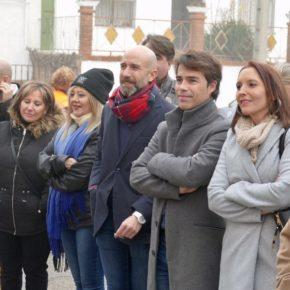 David Muñoz acude a las XL Jornadas Cervantinas en Esquivias