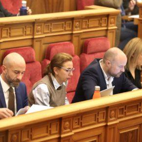 """Cs pone de manifiesto su """"vocación de oposición constructiva"""" durante el pleno de Presupuestos"""