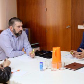 El Grupo Parlamentario Ciudadanos se reúne con la Unión de Guardias Civiles
