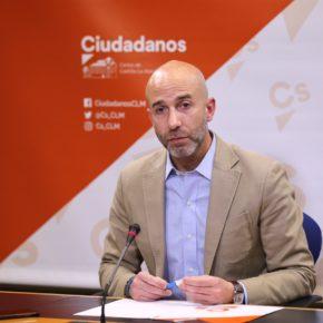 """Zapata: """"Cs se erige como una oposición de centro, constructiva y útil para Castilla-La Mancha"""""""