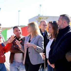 Ciudadanos se suma a las reivindicaciones de los padres del colegio de Torrejón del Rey
