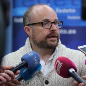 """Ruiz: """"Mi miedo es que partidos mayoritarios ahora caigan en la España vacía porque les dé voto"""""""