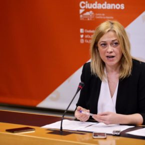 """Picazo (Cs): """"El Gobierno de Sánchez se empeña en tratar a los castellanomanchegos como ciudadanos de segunda"""""""