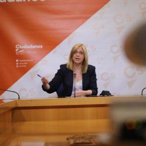 Picazo recuerda que fue Ciudadanos quien ha logrado la comisión de estudio sobre la gestión sanitaria de la Junta