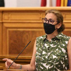 """Úrsula López (Cs): """"Las mujeres no queremos ser heroínas, simplemente queremos medidas que faciliten la conciliación"""""""
