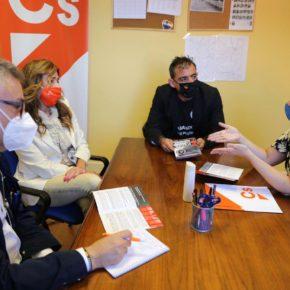 Picazo (Cs) apoya que Cuenca sea la sede del Centro de Estudios Penitenciarios