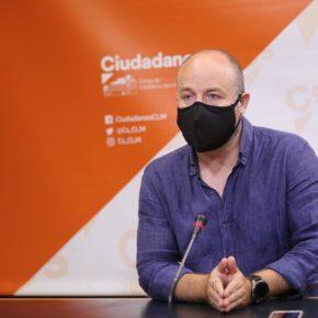 """Ruiz (Cs): """"Todos estamos viendo con preocupación que García-Page está cometiendo los mismos errores que en marzo"""""""