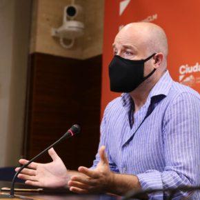 Cs se reafirma en la necesidad de escuchar las explicaciones de García-Page en la Comisión del COVID en C-LM