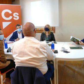 """Ciudadanos se reúne con Mercadona y destaca el """"papel protagonista del tejido comercial"""" en la recuperación económica"""