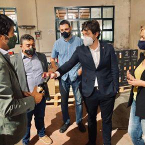 """Ciudadanos reivindica que la industria del vino """"debe ser clave"""" en la recuperación económica de Castilla-La Mancha"""