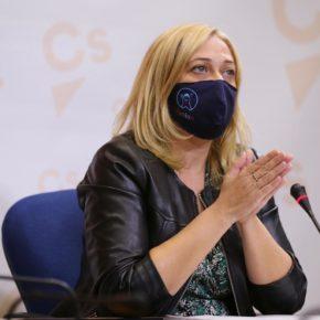 """Ciudadanos pide endurecer las medidas 'anti okupas' y lamenta que PP y PSOE """"solo busquen ponerse una medalla"""""""