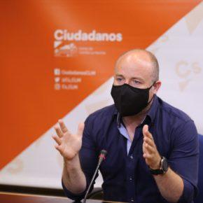 """Ruiz (Cs): """"Hay que decir alto y claro que al agricultor castellanomanchego se le está engañando"""""""