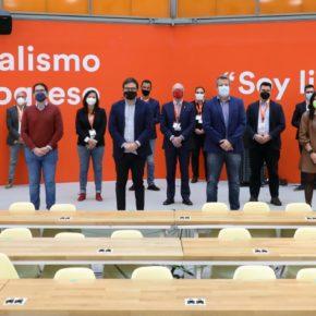 Cs reúne a sus nuevos secretarios de Comunicación para esta nueva etapa liderada por Inés Arrimadas