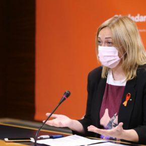 """Ciudadanos pedirá en las Cortes que la Junta promocione las mascarillas transparentes """"para evitar la exclusión de las personas con problemas auditivos"""""""