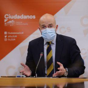 Cs pide destinar el 25% del presupuesto a Atención Primaria y una inyección de 4 millones para el Tercer Sector Social de C-LM