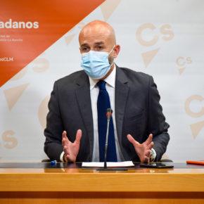 Cs exige que los autónomos de C-LM con deudas tributarias adquiridas en pandemia puedan recibir ayudas COVID