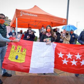 """Zapata: """"Votar al centro político es la única garantía para que ni VOX ni Podemos puedan gobernar en la Comunidad de Madrid"""""""