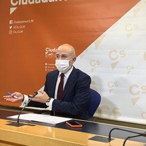 """Ciudadanos no participará en el """"timo de la estampita"""" de la comisión de hoy que debía centrarse en los Fondos Europeos"""