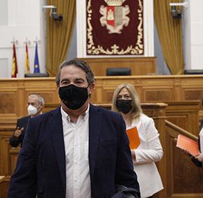 """Ciudadanos denuncia la """"cobardía"""" del PSOE por su veto a debatir los indultos en las Cortes"""