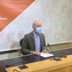 Ciudadanos defenderá mañana en las Cortes una Ley de fondos europeos despolitizada, transparente y de interés para las familias y empresas de Castilla-La Mancha