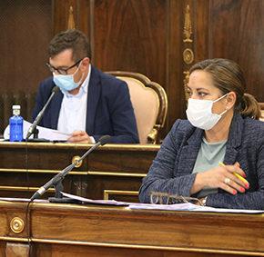 Cs Guadalajara consigue que la Diputación Provincial rechace los indultos