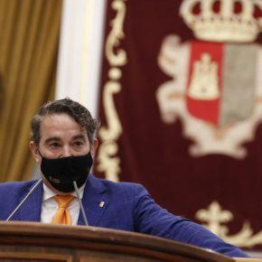 Ciudadanos pide a Page que presione al Gobierno de España para que tramite ya la 'Ley Anti okupas' aprobada por las Cortes