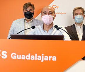 """Cs Guadalajara señala que la rebaja del IVA de la luz de Sánchez es un """"parche y un engaño"""""""